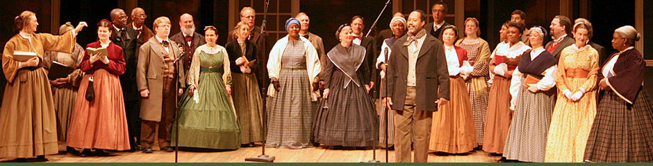Heritage Voices at Ford's Theater