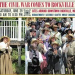 Image for The Civil War Comes to Rockville