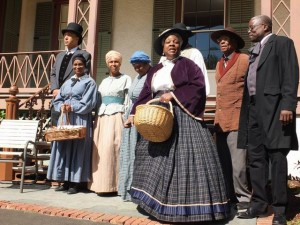Jubilee Voices at President Lincoln's Cottage