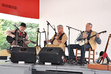 Roustabout String Band